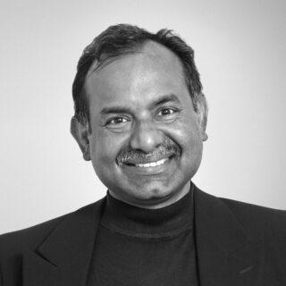 Portrait: Dr. Vikas Tibrewala